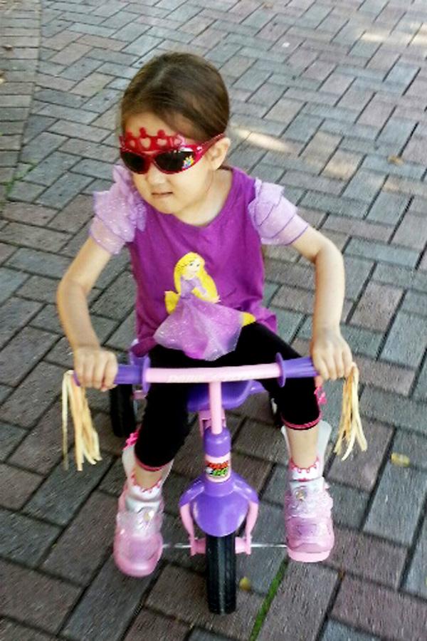 Sophiella - bike