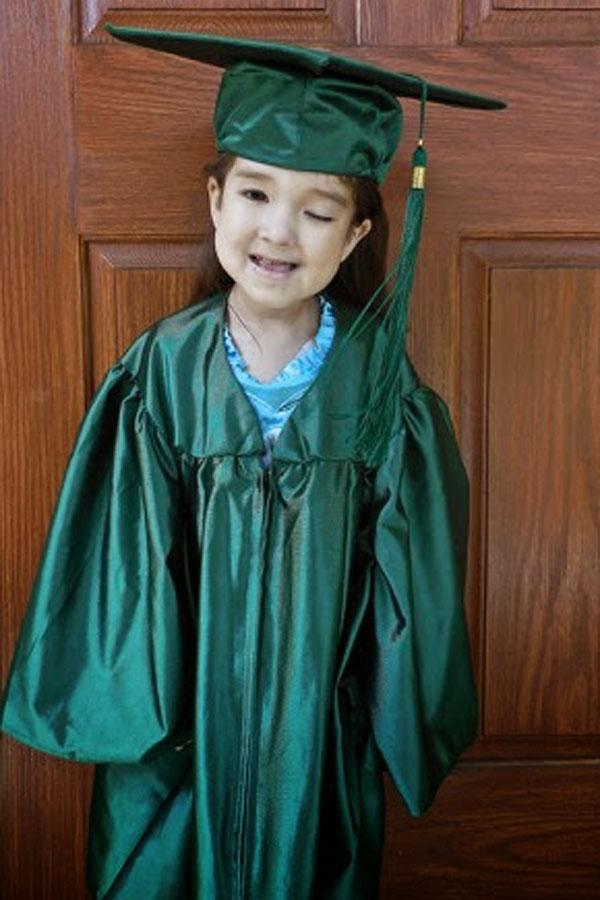Sophiella - graduation